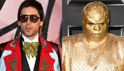 Os homens mais extravagantes de Hollywood