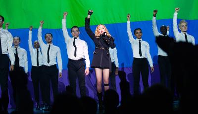 """Madonna: """"Lisboa, tens sido tão boa para mim"""""""