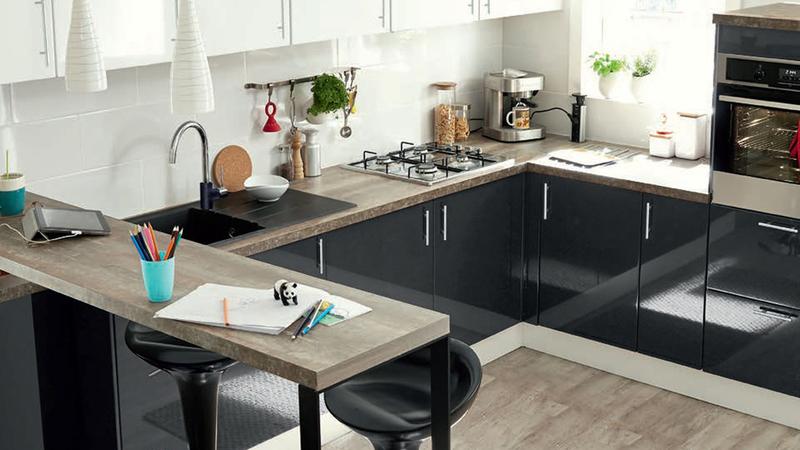 Crie novos espaços para refeições em casa