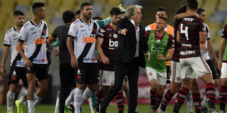 Brasileirão. Flamengo deixa-se empatar pelo Vasco da Gama nos descontos (e já não pode ser campeão no domingo)