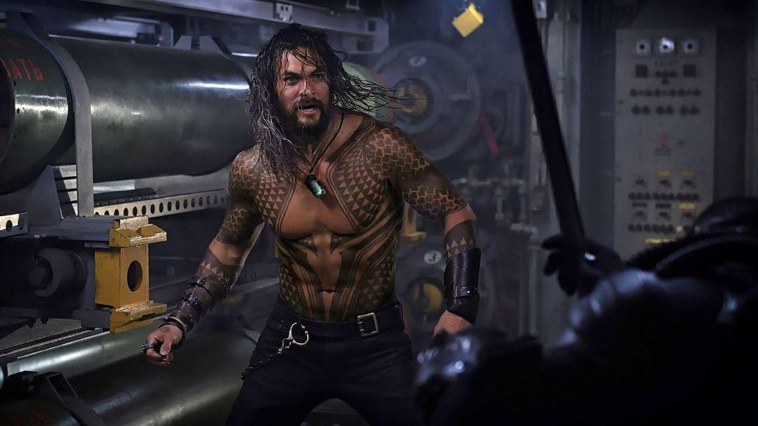 Novidades no mundo DC, veja o trailer de Aquaman