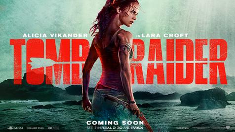 O que há de errado com o novo Tomb Raider