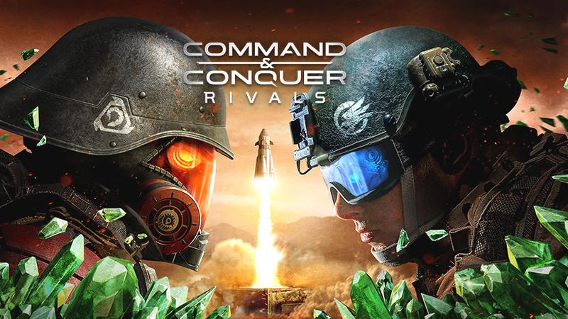 Command & Conquer: Rivals PVP transpõe a estratégia para a palma da sua mão