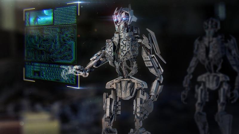 Quatro robots mataram 29 cientistas num laboratório japonês?