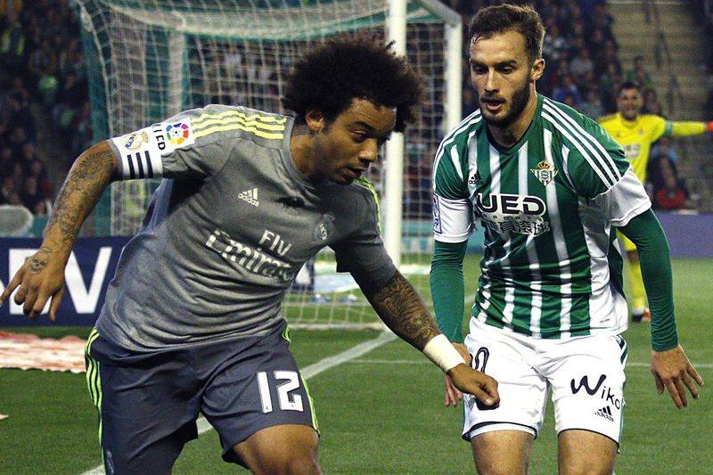 Real Madrid confirma lesão de Marcelo