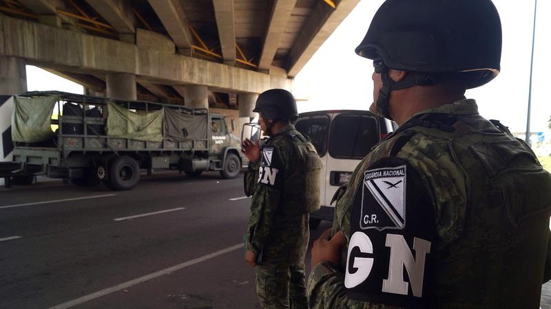 Cerca de 15 mil polícias e militares mexicanos na fronteira com EUA para travar migrantes