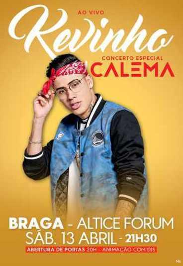 Kevinho - Calema