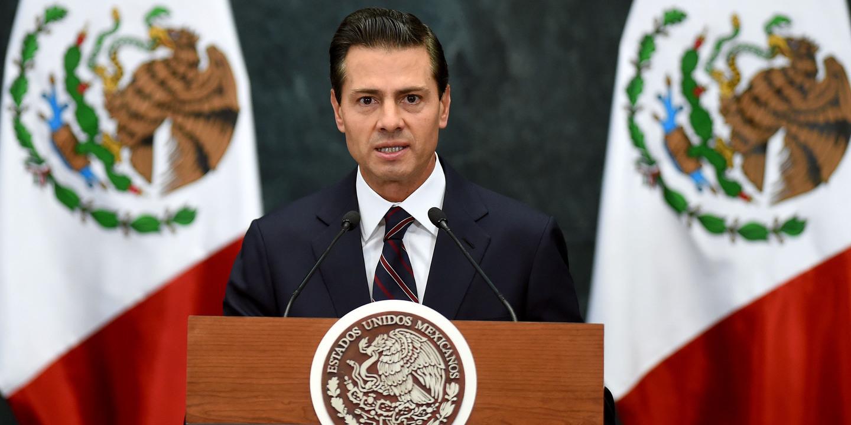 'Nem confronto nem submissão'. Assim será a relação do Presidente mexicano com Donald Trump