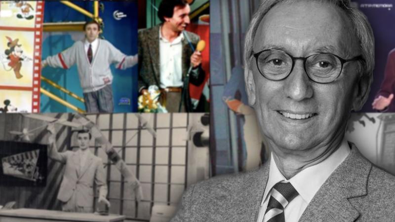 Dia Mundial da TV: O passado, o presente e o futuro da caixinha mágica, segundo Júlio Isidro