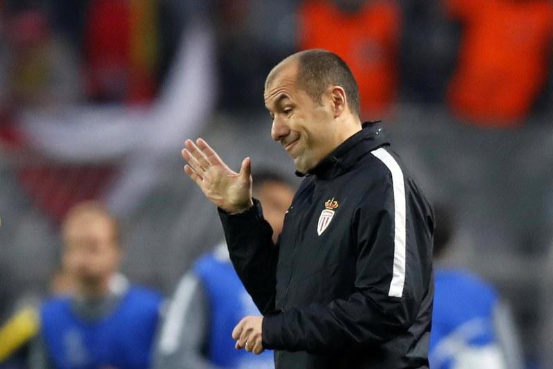 Jardim ameaça jogar com jogadores da equipa B frente ao PSG