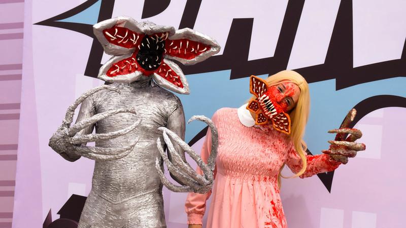 """Comic Con Portugal em fotos: a invasão dos fãs de """"Stranger Things"""""""