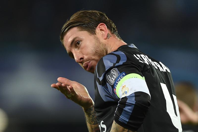 Sergio Ramos e Real Madrid em negociações para a renovação