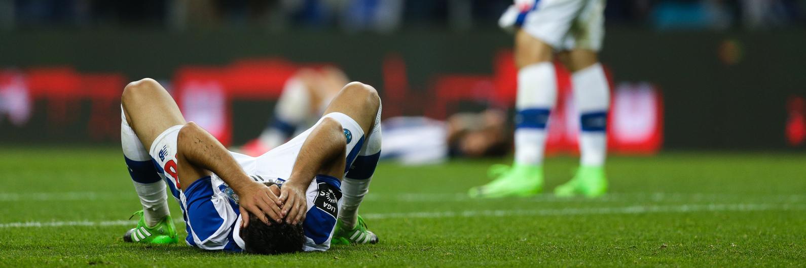 FC Porto empata com Feirense em casa e volta a ficar a três pontos do Benfica