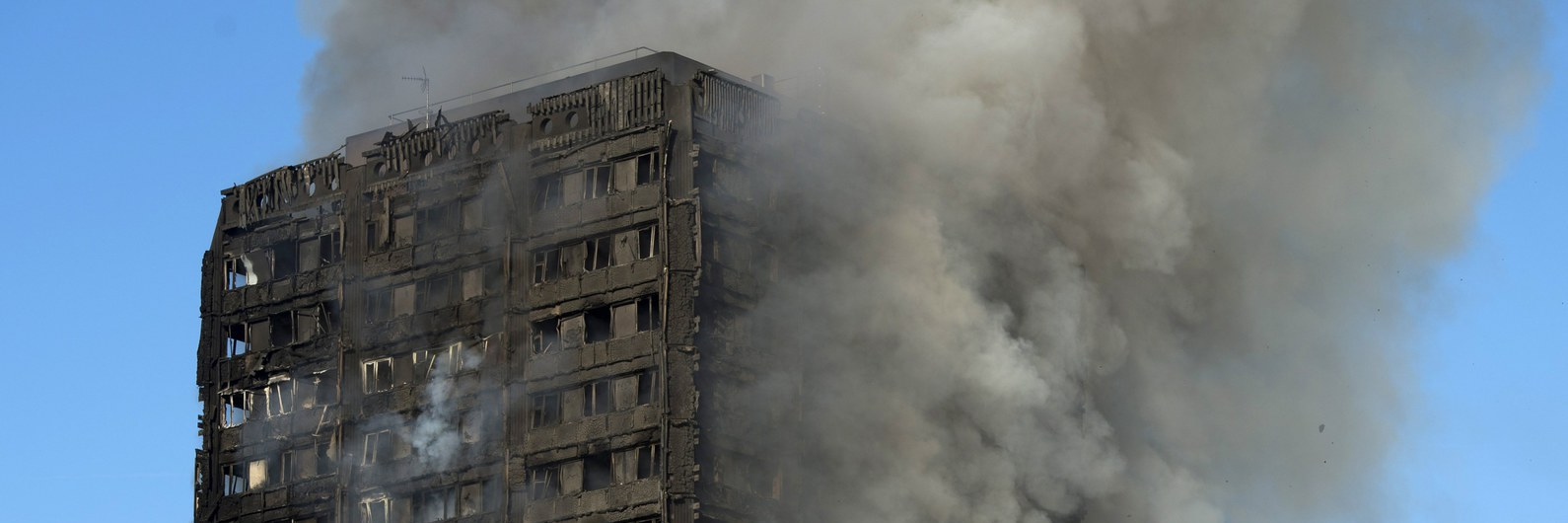 Londres. Incêndio na Torre Grenfell começou num frigorífico