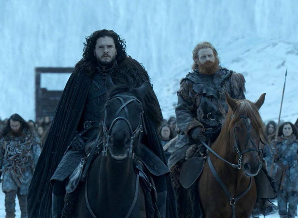 """""""A Guerra dos Tronos: A Última Patrulha"""": Como se fazem os dragões"""