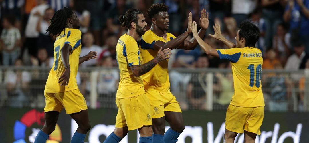 FC Porto vence Bétis nos penáltis e está na final da Copa Ibérica