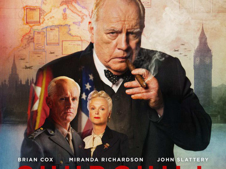 A história de Churchill nos cinco dias antes do dia D
