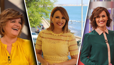 Júlia, Fátima (ou Leonor Poeiras) e Tânia: elas são as protagonistas das tardes na TV, mas quem é que ganha?