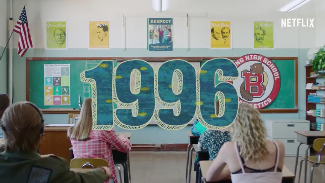 'É Tudo uma Porcaria!', a série da Netflix que o vai levar aos anos 90