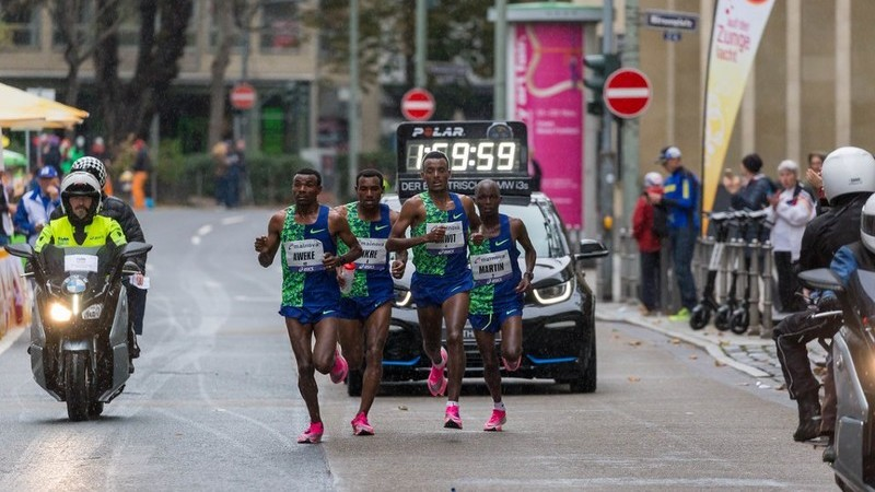 Ténis Nike usados por vencedores de maratonas em risco de serem banidos