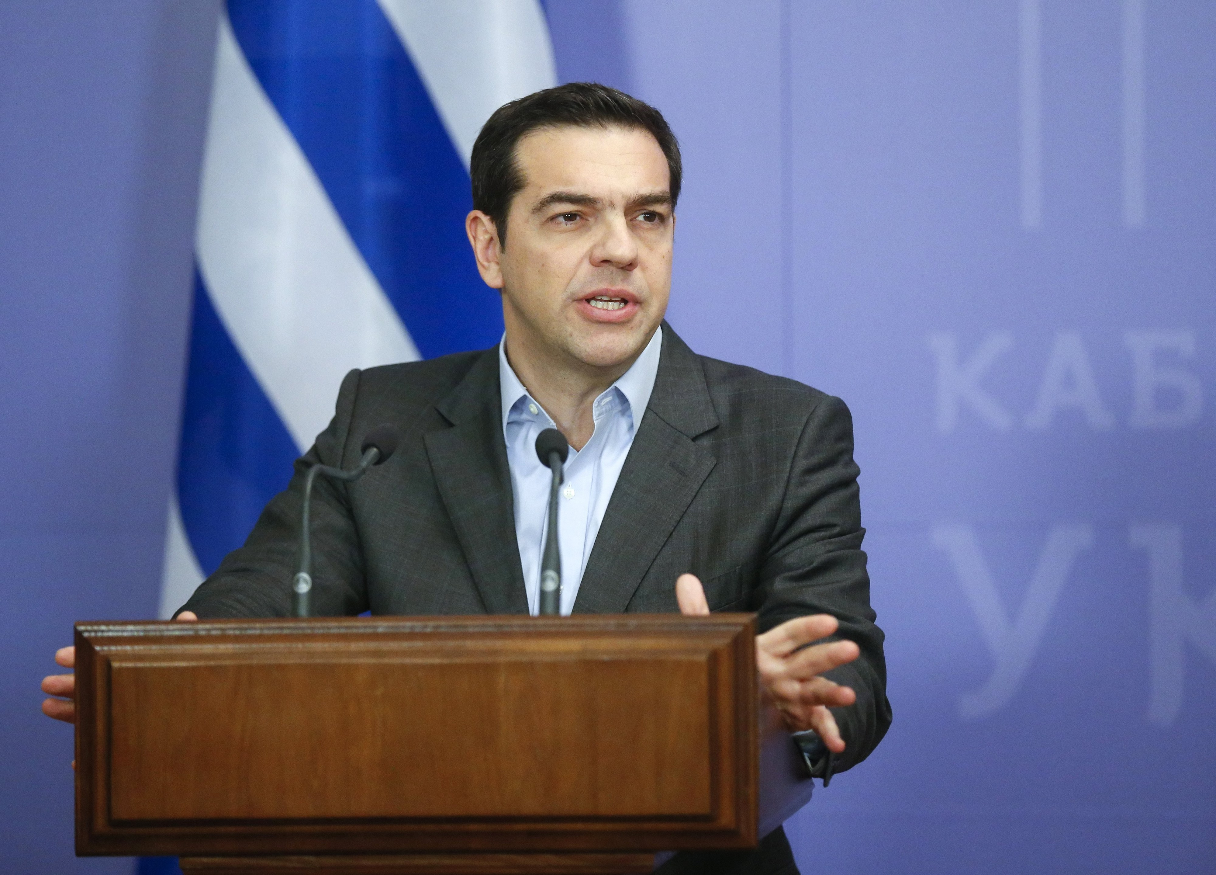 "Alex Tsipras: Grécia recupera ""direito a definir o seu destino"""