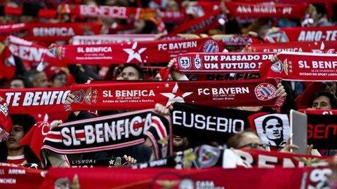 Adepto do Benfica morre antes do jogo com Paços