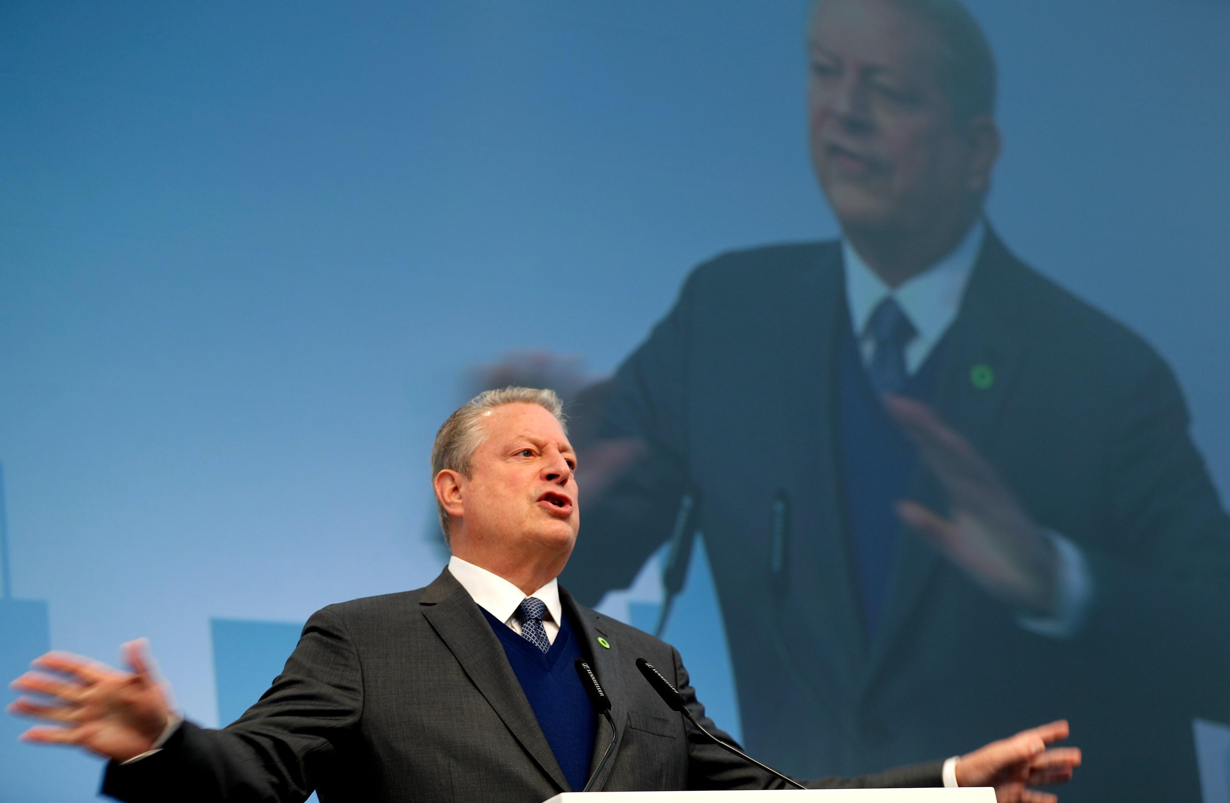 Al Gore no Porto em Março para conferência sobre impacto das alterações climáticas na indústria do vinho