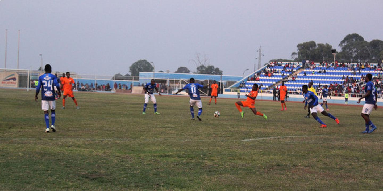 Futebol/Angola: ASA perde com Caála e continua na zona aflita do Giraobla