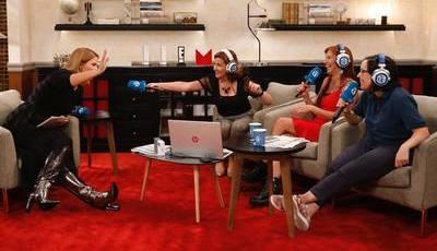 """Da rádio para a TV: """"As Três da Manhã"""" invadem """"casa"""" de Cristina Ferreira"""