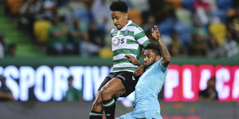Matheus Pereira reintegrado no plantel do Sporting