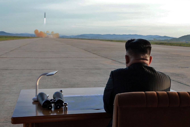 Coreia do Norte vê nas palavras de Trump uma declaração de guerra