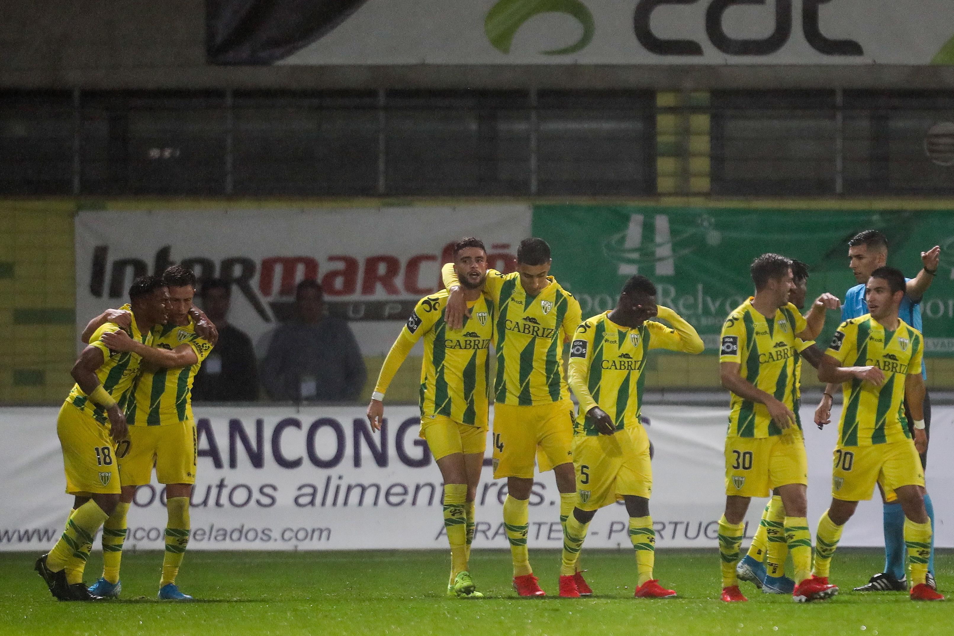 Covid-19: Jogadores do Tondela querem regresso ao futebol mas só com condições