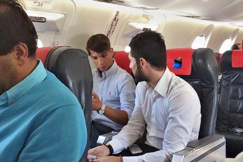 Óliver está a viajar para o Estádio do Dragão