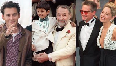 Festival de Cannes: As imagens históricas do glamour das estrelas