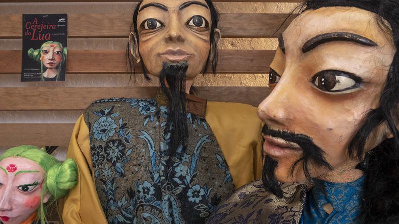 Lua Cheia de histórias. O fascínio da marioneta que encanta a todos