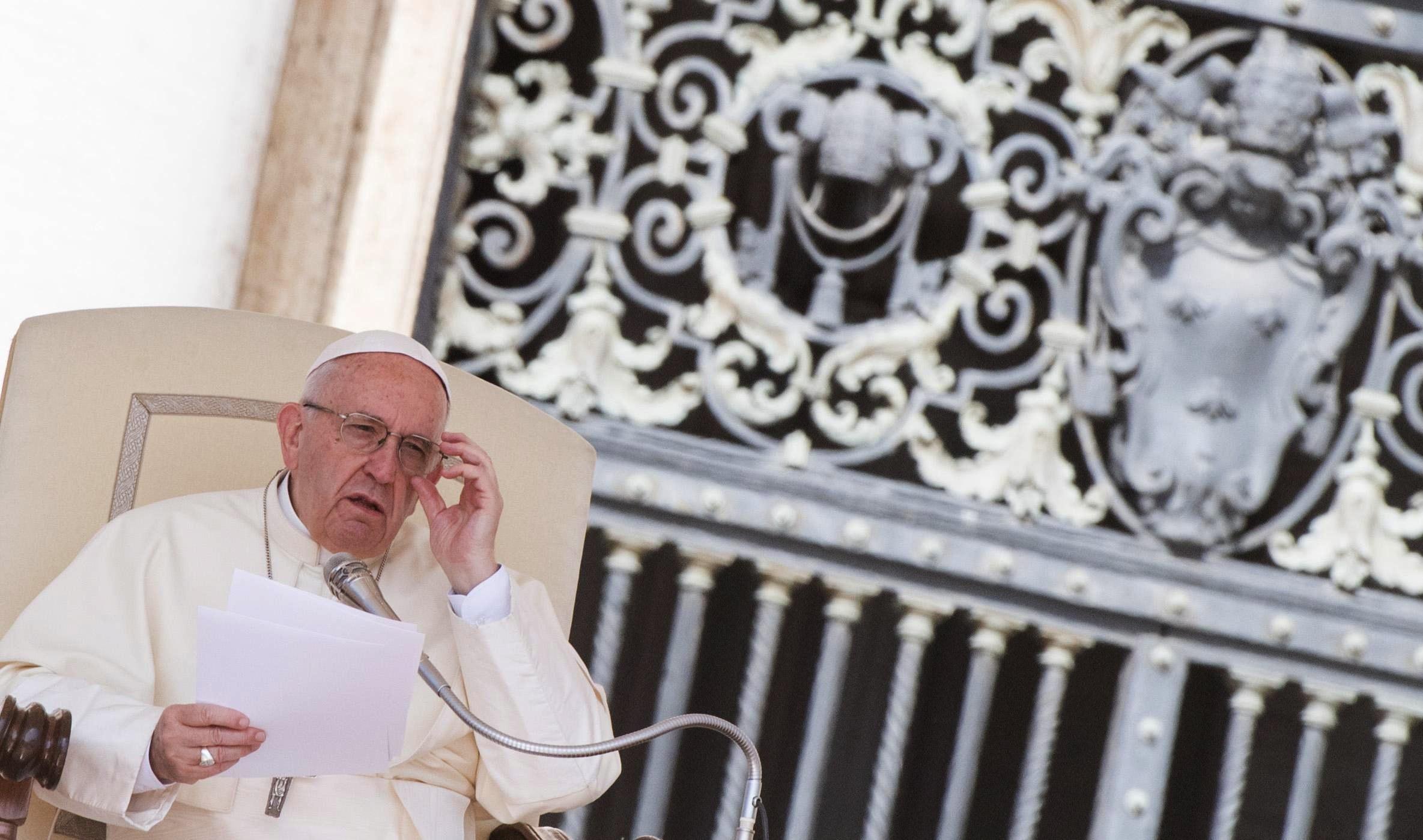 Papa convida responsáveis cristãos do Médio Oriente para diálogo sobre a paz