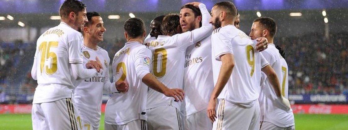 É oficial: Real Madrid anuncia corte no salário dos jogadores