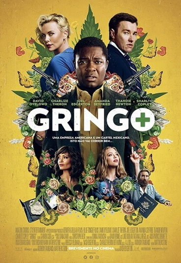 """""""Gringo"""": Ganhe convites para as antestreias"""