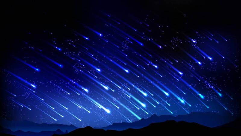 """Hoje à noite olhe para o céu: há """"chuva de estrelas"""""""