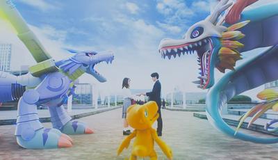 Depois de Pokémon Go, será altura de começarmos a caçar Digimons?