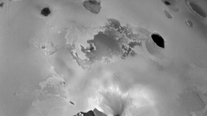 Vulcão gigante em lua de Júpiter está prestes a entrar em erupção