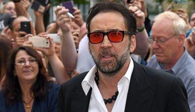 Nicolas Cage vai deixar de ser ator