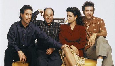 """Netflix compra direitos de """"Seinfeld"""" após perder """"Friends"""""""