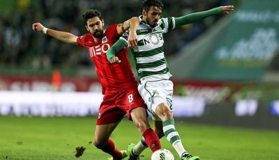 O resumo do Sporting 0-0 Rio Ave