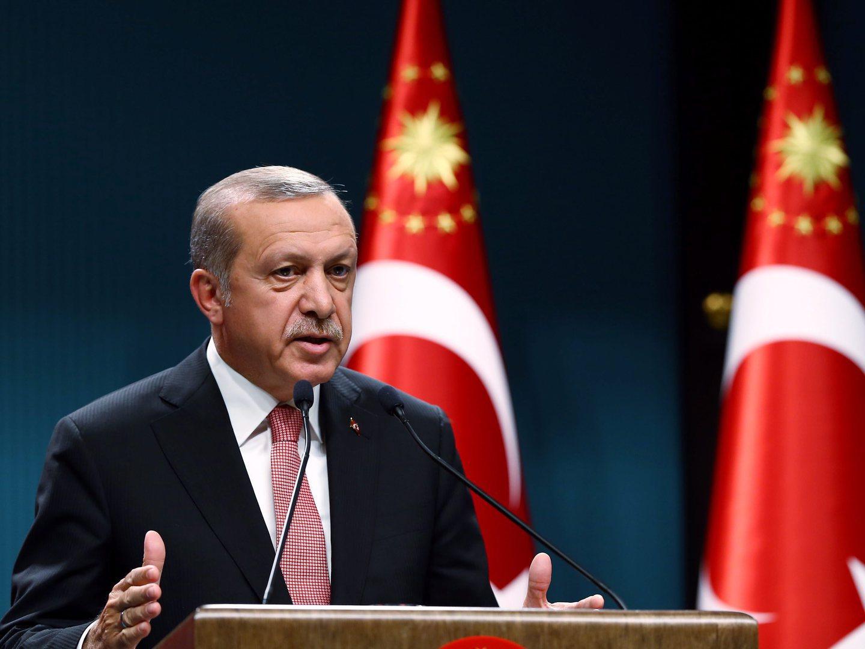 Erdogan diz que referendo sobre adesão à União Europeia é possibilidade em aberto