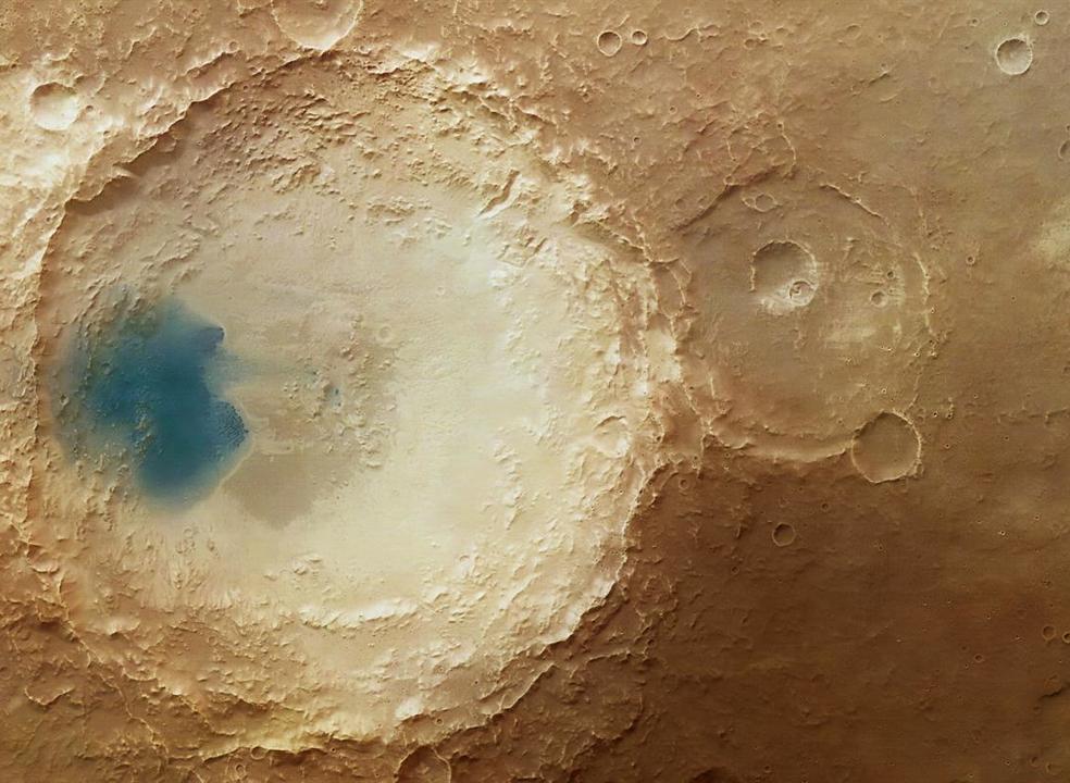 Missão tripulada a Marte poderá não ser tão perigosa quanto se pensava