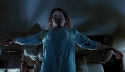 """""""O Exorcista"""" é votado o filme mais assustador de sempre"""