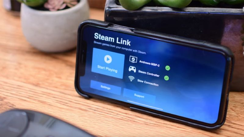 Apple rejeitou a app Steam Link da Valve para iOS