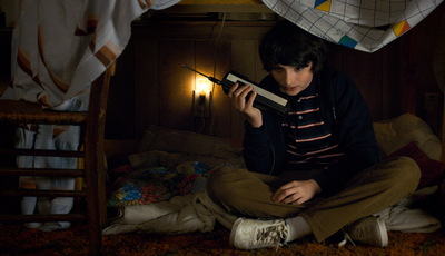 "As novas fotos da segunda temporada de ""Stranger Things"""