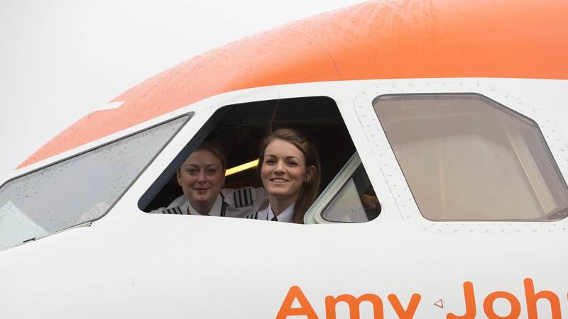 Aviação: conheça a comandante mais jovem do mundo